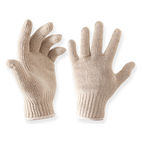 Gloves PPE - Safesol Knitted Cotton Glove